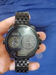 Relógio Diesel Masculino Mr. Daddy Cronógrafo Dz7266