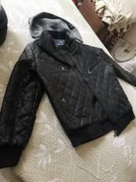 Jaqueta infantil masculino