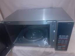 Microondas 31L inox / espelhado /com grill