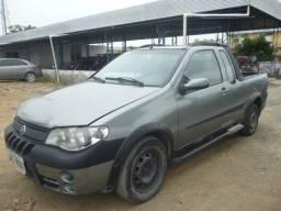Fiat Strada 1.8 2005/2006 Recuperada