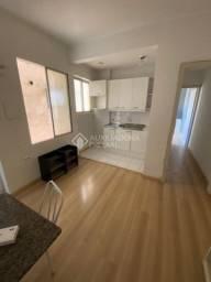 Apartamento à venda com 1 dormitórios em Floresta, Porto alegre cod:339445