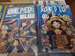 One piece Blue e One Piece Blue Deep - Mangá Panini