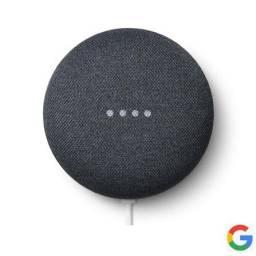 Google Assistente Nest Mini 2ª geração Smart Speaker - Cor Carvão