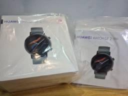 Oportunidade Lacrado Smartwatch Huawei Ciano GT2 42 mm ( Nota Fiscal e Garantia)