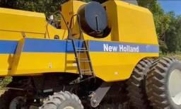Colheitadeira New Holland Tc 5090 // entrada + parcelas com APENAS 3,0% de juros anuais