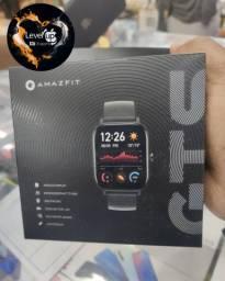 O melhor de 2021! Amazfit GTS da Xiaomi. NOVO lacrado Garantia e entrega