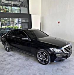 Mercedes C-180 Exclusive Flex 2018 Ipva Pago