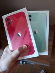 iPhone 11 256 GB Lacrado Nota