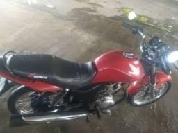 Moto Honda fan150
