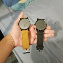 2 Relógios Masculinos Pelo Preço de 1