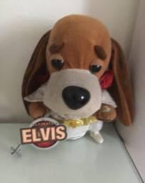 Boneco cachorro do Elvis