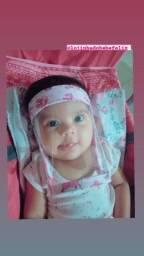 Proteção facial para bebê e crianças maiores
