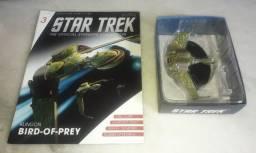 Star Trek - Edição 3 - Klingon Bird-of-Prey (Eaglemoss)