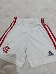 Short Flamengo infantil original