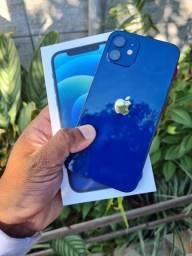 Iphone 12 64gb aceito troca e cartao