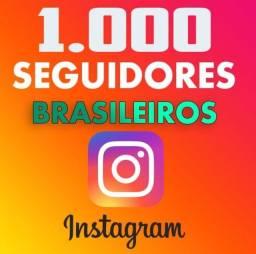 Conta Instagram 1000 seguidores