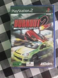 Burnout 2 PlayStation 2 Original