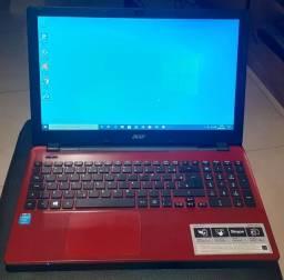Notebook ACER core i5 4°geração SSD 240GB Novíssimo