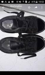 Sapato colegial unissex