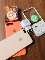 iPhone 8 Plus Rosê 64gb