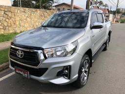 HILUX SRV TURBO 2.8 DIESEL 4x4 AUTOMÁTICO 2019