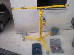 Elevador para placas drywall / parafusadeira profissional Bosch