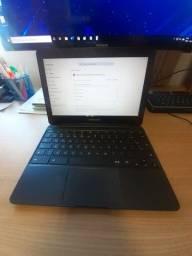 SAMSUNG CHROMEBOOK  16 SSD TELA 11