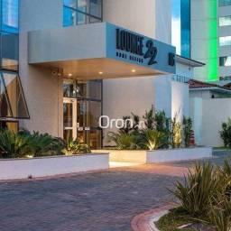 Flat com 1 dormitório à venda, 48 m² por R$ 308.000,00 - Setor Oeste - Goiânia/GO