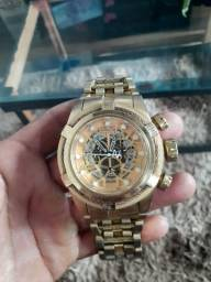 Invicta Zeus dourado 400$ pra vender logo