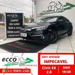 Título do anúncio: Honda Civic CIVIC SEDAN EX 2.0 FLEX 16V AUT.4P FLEX AUTOMÁT