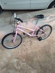 Bicicleta infantil aro 16 Samy