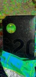 SAMSUNG S20 PLUS PRETO LACRADO NF E GARANTIA