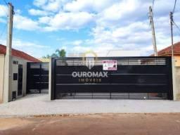 Casas Novas c/ 2 quartos para alugar, Vila Margarida - Ourinhos/SP.