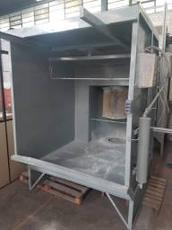 Cabine de Pintura a Pó Eletrostática 1.400 mm
