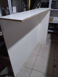 Balcao mdf 1.46 x 1.20 x 32cm