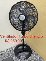 Ventilador Novo Turbo Silêncio