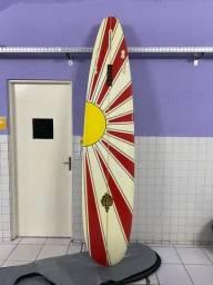 Prancha de Surf Longboard Nova 9.2 mais capa térmica