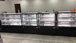 _\| Conjunto de frentes de padaria pronta entrega