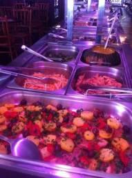 Título do anúncio: Buffet Quente para Restaurante