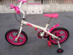 Bicicleta infantil Caloi Cecizinha aro 16