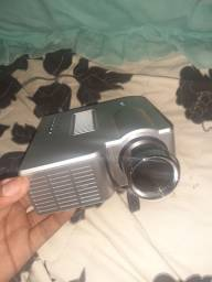 Vendo mini projetor