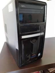 Gabinete Bitway HD250GB DVD/RW (Gravador de CD e DVD) CELERON E3200