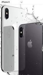 Iphone x novo 1 ano de garantia apple