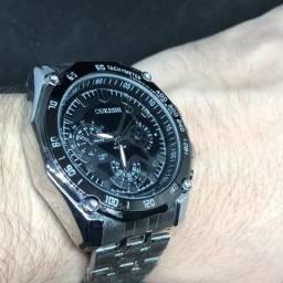 d26c603737b Relógio masculino importado novo