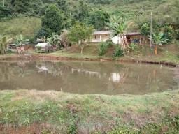 Vendo um terreno no interior de Ibiraçu valor 500.000