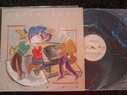 Disco Vinil Supertramp Live'88
