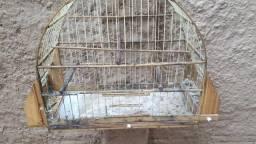 Gaiola Azulão, canário, coleiro, belga, cravina, madarim, etc, pássaros pequenos