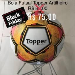 Bola futsal Topper Artilheiro! 4069754b73