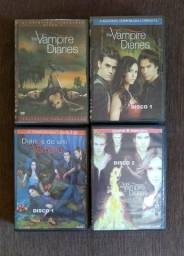 The Vampire Diaries ( Temporadas 1, 2, 3 e 4)