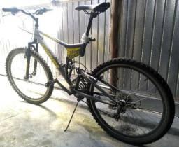 Bicicleta Fischer - Altay - Preto/prata 21 marchas